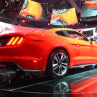 Ford Mustang GT 2015 coming to the UK: Pictures and eyes-on - photo 17