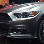 Ford Mustang GT 2015 coming to the UK: Pictures and eyes-on - photo 8