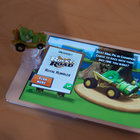 Angry Birds Go! Telepods Pig Rock Raceway Set review - photo 11