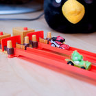 Angry Birds Go! Telepods Pig Rock Raceway Set review - photo 16