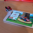 Angry Birds Go! Telepods Pig Rock Raceway Set review - photo 9