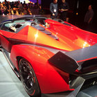 Hands-on: Lamborghini Veneno Roadster turns up at CES with $50k Monster speaker makeover - photo 12
