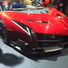 Hands-on: Lamborghini Veneno Roadster turns up at CES with $50k Monster speaker makeover - photo 13