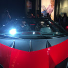 Hands-on: Lamborghini Veneno Roadster turns up at CES with $50k Monster speaker makeover - photo 3