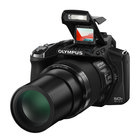 Olympus Stylus SP-100EE: 'Eagle eye' superzoom camera adds dot-sight targeting feature - photo 4