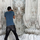 Astonishing 3D printed room was even designed by a computer - photo 3