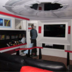 Obsessed Star Trek fan spends £18,000 to transform basement into Starship Enterprise - photo 9