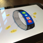 iWatch concept ditches the watch look by taking inspiration from FuelBand - photo 2