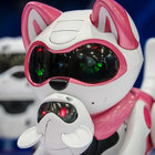 Teksta T-Rex, Kitty and Dalmation pictures and hands-on: The new robot pet range for 2014 (video) - photo 7