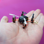 World's tiniest quadcopter, the Nano Quadcopter, takes to the skies (video) - photo 3