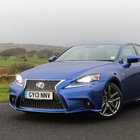 Lexus IS 300h F Sport Auto review - photo 1