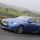 Lexus IS 300h F Sport Auto review - photo 2