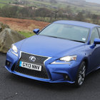 Lexus IS 300h F Sport Auto review - photo 3
