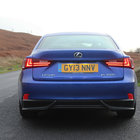 Lexus IS 300h F Sport Auto review - photo 6