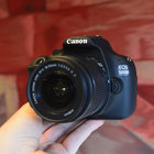 Canon EOS 1200D pictures and hands-on - photo 1