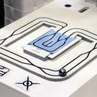 Hands-on: Ozobot's multi-surface small robot and apps for iOS review - photo 6