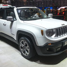 Jeep Renegade pictures and eyes-on: Fiat merger brings new 4x4 - photo 1