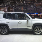 Jeep Renegade pictures and eyes-on: Fiat merger brings new 4x4 - photo 3