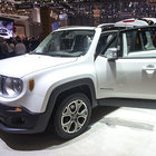 Jeep Renegade pictures and eyes-on: Fiat merger brings new 4x4 - photo 6