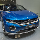 Volkswagen T-Roc pictures and eyes-on: The open-top SUV concept - photo 1