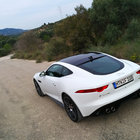 Hands-on: Jaguar F-Type Coupe review - photo 12