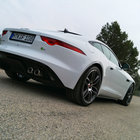 Hands-on: Jaguar F-Type Coupe review - photo 9