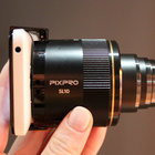 Kodak PixPro SL10 & PixPro SL25 smart lenses pictures and hands-on - photo 2