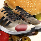 Adidas Photo Print app puts your best Instagrams on the ZX Flux trainer, out in US - photo 1