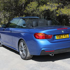 BMW 435i M Sport Convertible review - photo 9