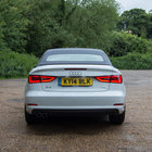 Audi A3 Cabriolet review - photo 17