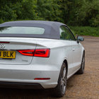 Audi A3 Cabriolet review - photo 18