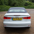 Audi A3 Cabriolet review - photo 8