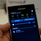 Hands-on: Samsung Z review - photo 16