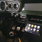 Classic 1965 Mustang gets Pioneer Apple CarPlay treatment, we ride shotgun - photo 1