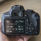 Canon EOS 1200D review - photo 10
