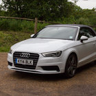 Audi A3 Cabriolet review - photo 1