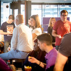 Argentina beat Brazil in heated FIFA final at Pocket-lint Tech Tavern - photo 11