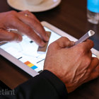 Adobe launches first hardware set: Ink smart pen and Line smart ruler for drawing on iPad - photo 1