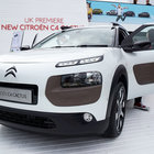 Citroen C4 Cactus in pictures: The car with air cushions for bumpers - photo 1