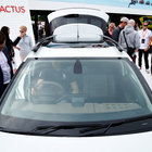 Citroen C4 Cactus in pictures: The car with air cushions for bumpers - photo 5
