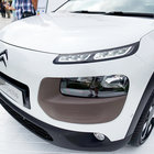 Citroen C4 Cactus in pictures: The car with air cushions for bumpers - photo 8