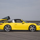 Porsche 911 Targa 4 review: A modernised blast from the past - photo 10