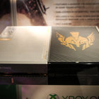 Sunset Overdrive white Xbox One and Call of Duty: Advanced Warfare limited edition Xbox One in the flesh - photo 11