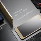 Metal Samsung Galaxy Alpha official: HR sensor, fingerprint reader, 300Mbps 4G LTE - photo 8