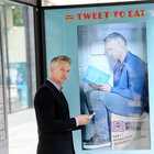 Get free Walkers crisps for tweets from bus stop vending machines - photo 1