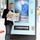 Get free Walkers crisps for tweets from bus stop vending machines - photo 8