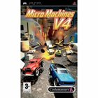 Micro Machines V4 - PSP review - photo 1
