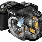 Pentax K100 D DSLR digital camera - photo 7