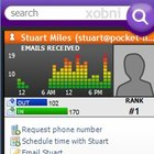 Xobni search for Outlook - PC review - photo 1