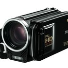 Sanyo Xacti VPC-FH1 camcorder - photo 2